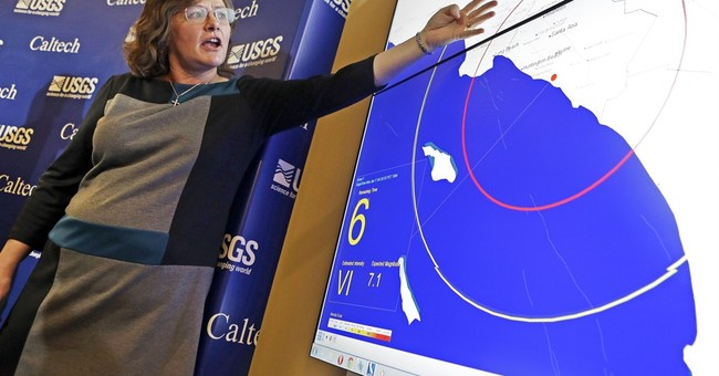 California gets funds for quake warning system