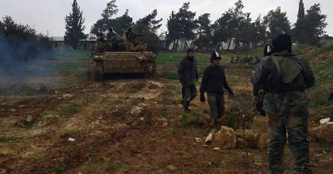 Islamic fighters capture 2 army bases in NW Syria