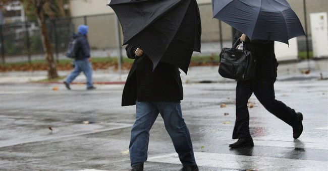 Waterlogged Northern California gets more rain