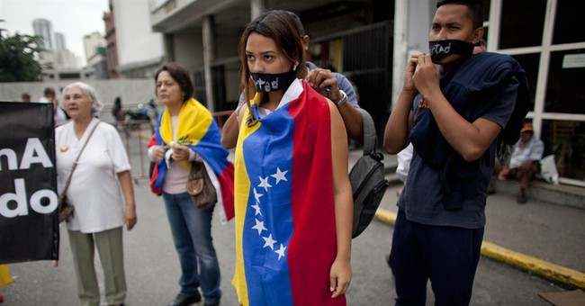 Jailed Venezuela opposition leader rattles cage