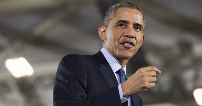 Obama declares 'turning point' for US military