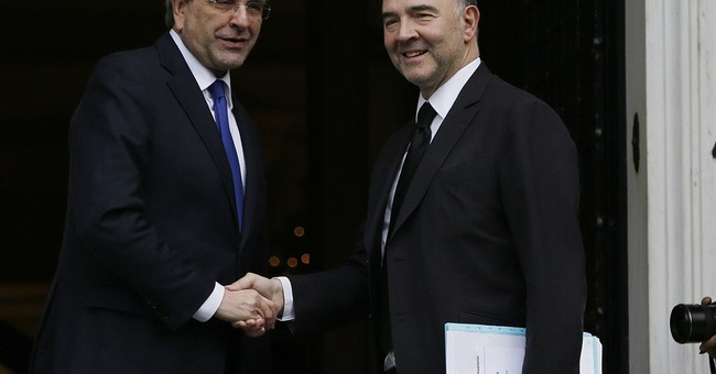 EU: Greek defiance on debt would be 'suicidal'