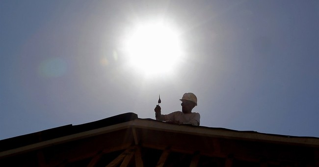 Study: Hotter days in US mean less cold cash