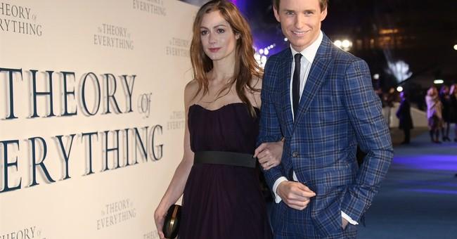 'Theory of Everything' star Eddie Redmayne weds