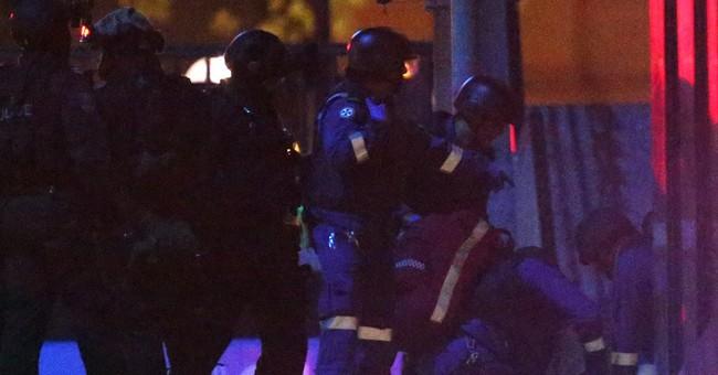 Images capture drama of Australia hostage siege