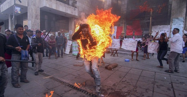 AP PHOTOS: Best of 2014 from Latin America