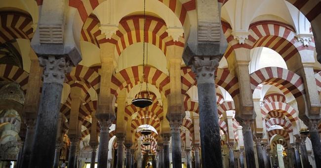 Spain church criticized over Cordoba monument name