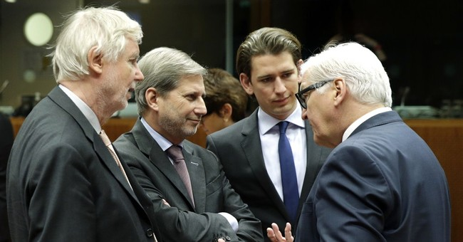 Belgian strike paralyzes traffic, idles industry