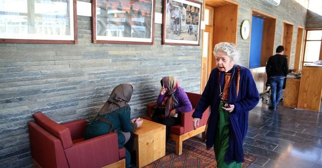 American seeks to preserve storied Afghan past