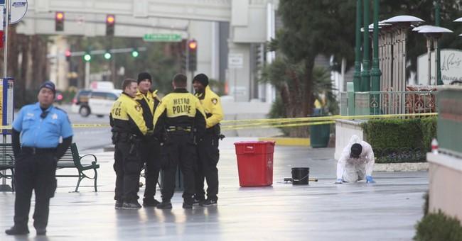 Coroner IDs man accused in Vegas bus shooting