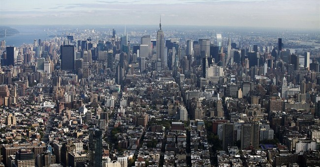 Manufacturing in New York contracts in December