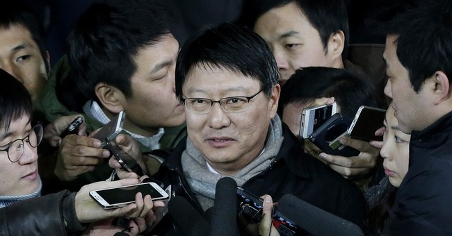 S. Korean leader facing crisis over allegations