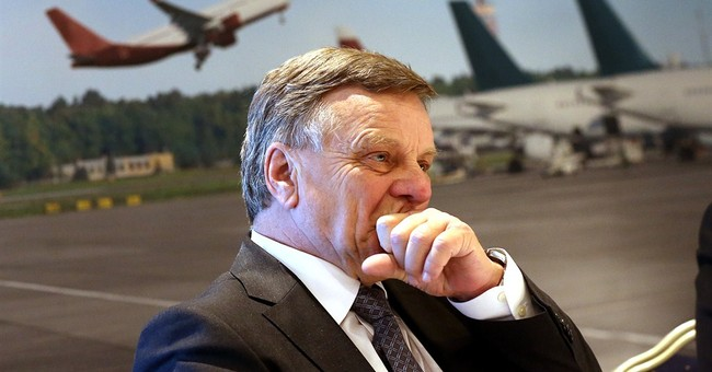 CEO of Berlin's troubled new airport to step down