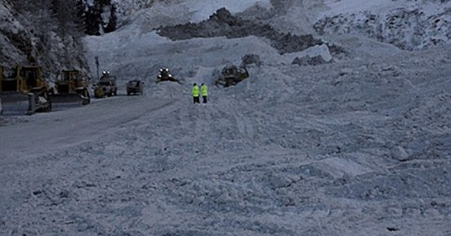 Alaska highway to Valdez could reopen Wednesday