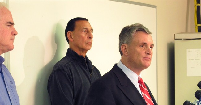 US Rep. Rob Andrews of NJ resigning after 23 years