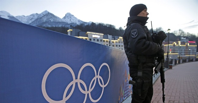US official: 'Number of specific threats' at Sochi