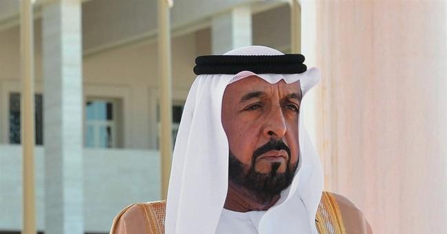 UAE: President's health 'reassuring' after stroke