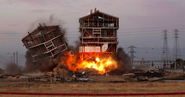 Firms fined for Calif. plant implosion that hurt 5