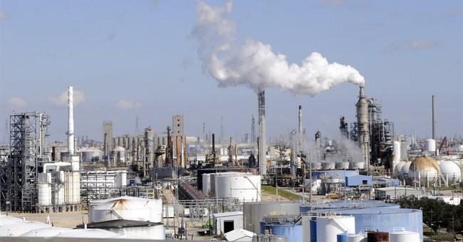 EPA shifts greenhouse gas permitting to Texas
