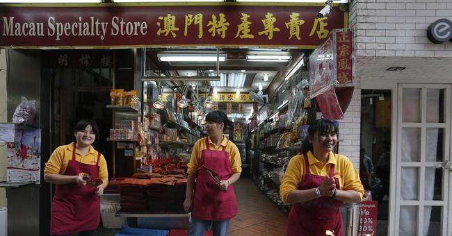 Macau feels strain during Lunar holiday influx