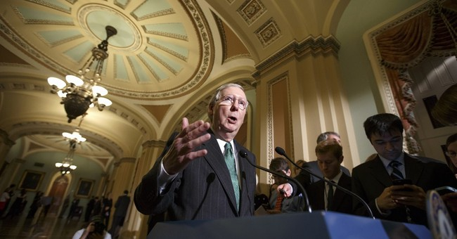 AP Interview: McConnell wants to stop coal rules