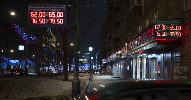 Ruble rallies on Central Bank rate hike