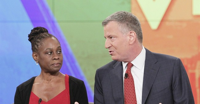 Tensions mount between NYC mayor, police union