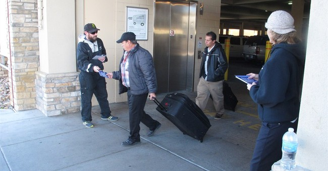 Southwest bag workers picketing over flight delays