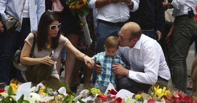 Aussie leader: Siege gunman dropped off watch list