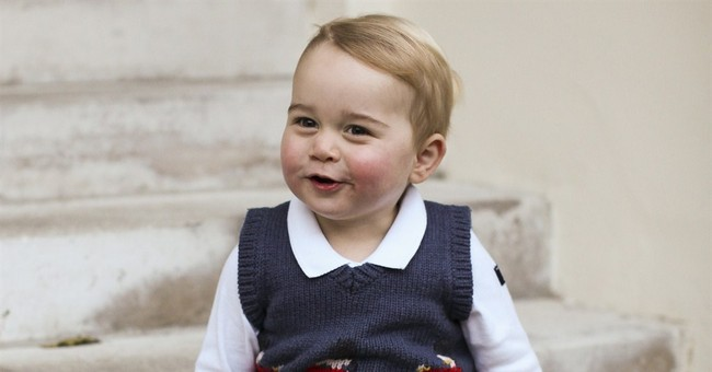 Parents flock to eBay for a royal sweater