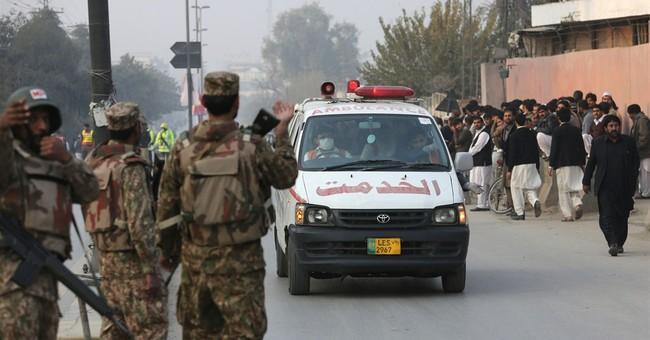 Major militant attacks in Pakistan in recent years