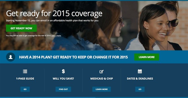 Surge in health law sign-ups