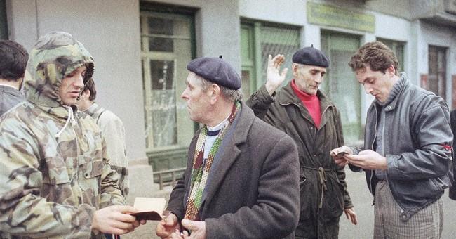 AP WAS THERE: Romania's Revolution in 1989