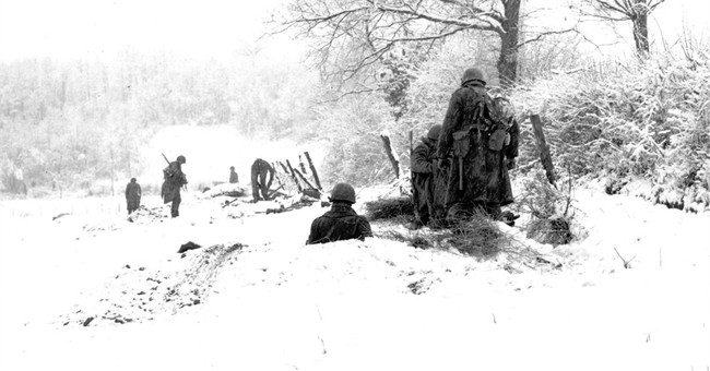 WWII Museum tour 70 years after Battle of Bulge