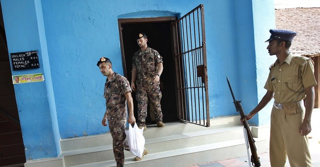 India court turns down pleas by Italian marines