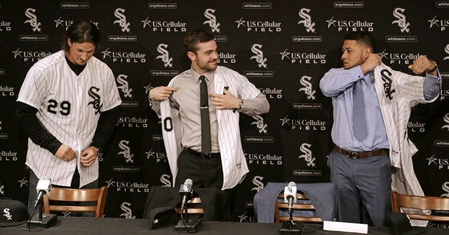 White Sox have high hopes after big offseason
