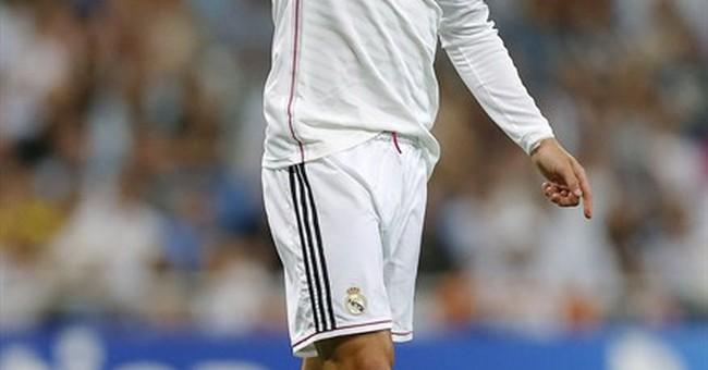 Man seeks Ronaldo to sue him over underwear line