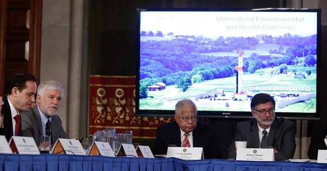 New York to ban fracking; environmentalists cheer