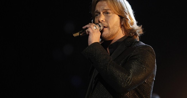 Country singer Boyd crowned 'The Voice' champion