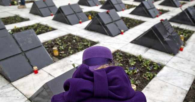 Teacher recalls being shot in 1989 Romania revolt