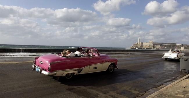 Correction: Cuba-Travel story