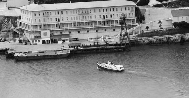 Study: Alcatraz inmates could have survived escape