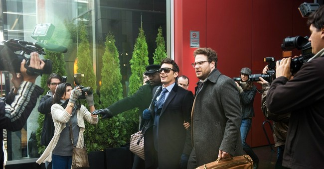 Review: 'The Interview' dives into geopolitics
