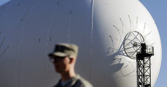 Army's blimp-like airships get East Coast test