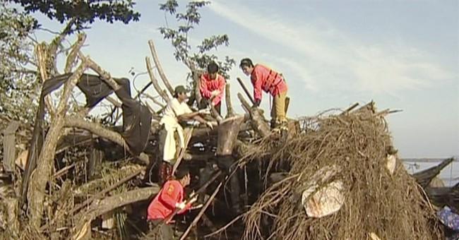Remembering tsunami: One man's agony on Thai beach