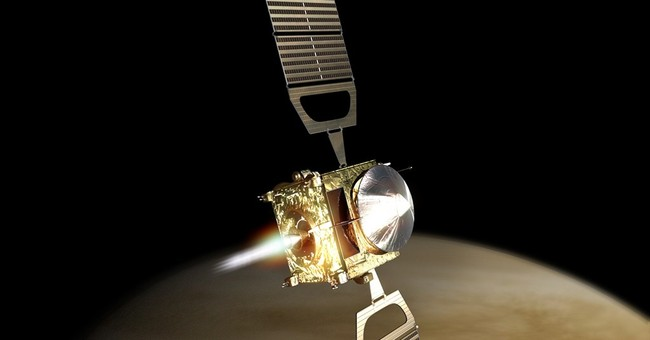 Europe's Venus probe set for fiery demise