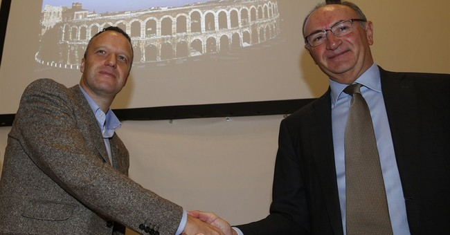 Verona's Arena to get $17.5 million restoration