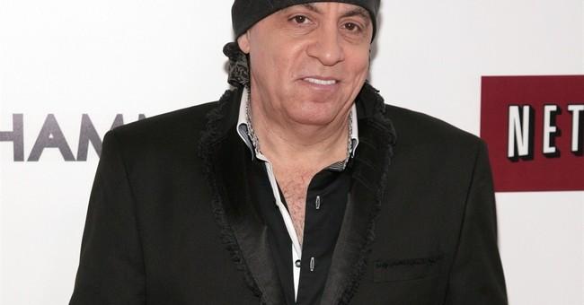 Van Zandt fretted directing Springsteen in 'Lilyhammer'