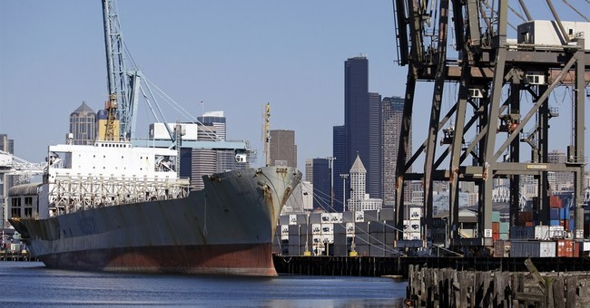 US current account deficit rises to $100.3 billion