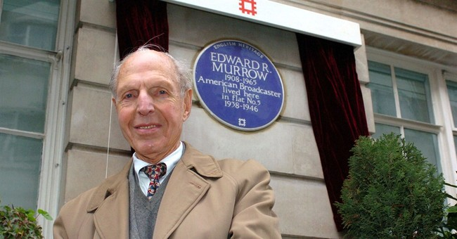 Richard C. Hottelet, last of original 'Murrow's Boys,' dies